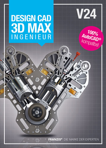 DesignCAD 3D MAX V24 Ingenieur, ESD (Download) ...