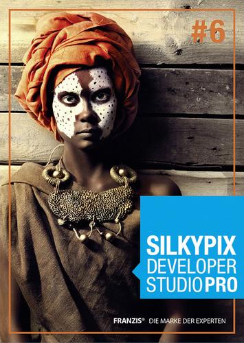 Verpackung von Silkypix Developer Studio Pro 6 [PC-Software]