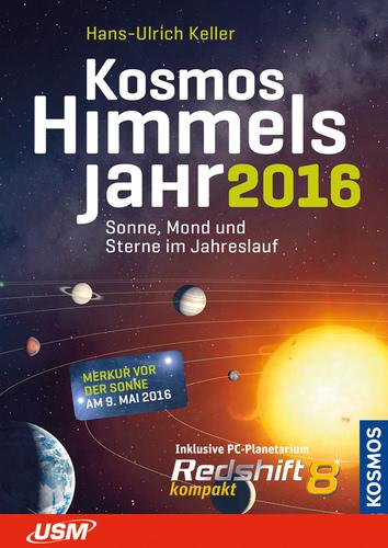 Verpackung von Kosmos Himmelsjahr 2016 [PC-Software]