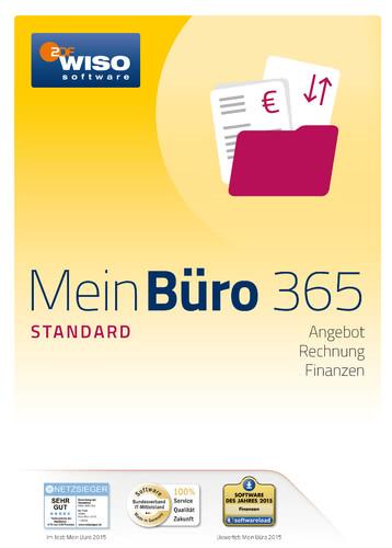 WISO Mein Büro 365 Standard (2018), ESD (Downlo...
