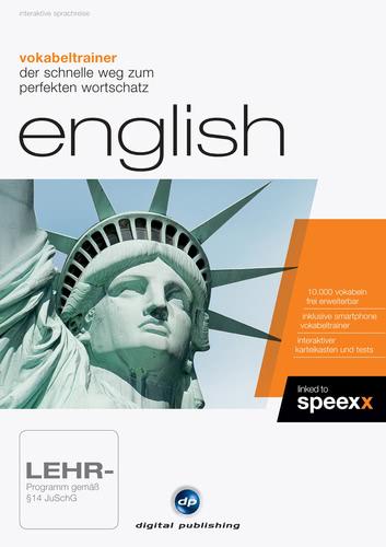 Verpackung von Grammatiktrainer English [PC-Software]