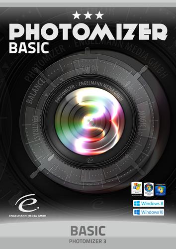 Verpackung von Photomizer Basic 3 [PC-Software]
