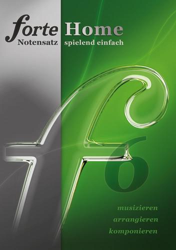 Verpackung von FORTE Home Version 6 [PC-Software]