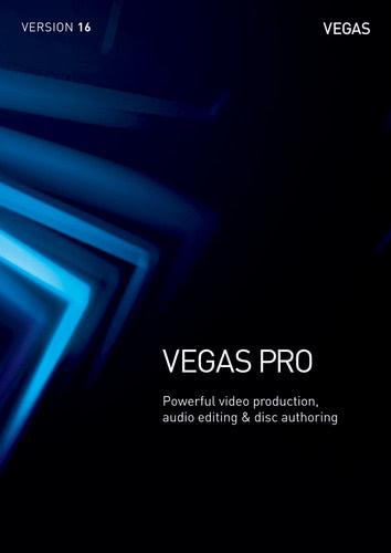 Verpackung von Vegas Pro 16 [PC-Software]