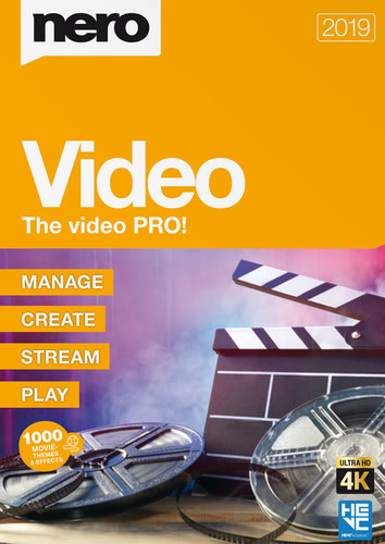 Nero Video 2019 (Download), PC