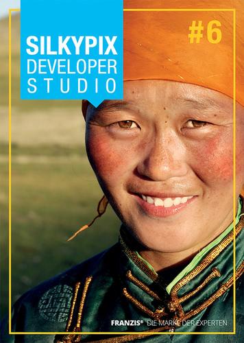 Verpackung von Silkypix Developer Studio 6 [Mac-Software]