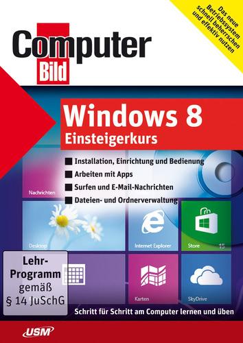 Windows 8 Einsteigerkurs, ESD (Download) (PC)
