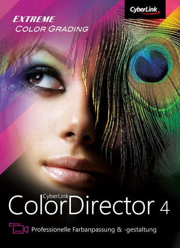 Verpackung von ColorDirector 4 Ultra [PC-Software]