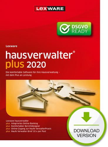 Verpackung von Lexware Hausverwalter Plus 2020 [PC-Software]