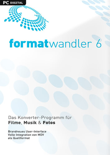 Formatwandler 6 Pro, ESD (Download) (PC)