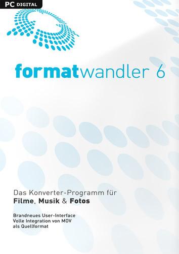 Verpackung von Formatwandler 6 Pro [PC-Software]