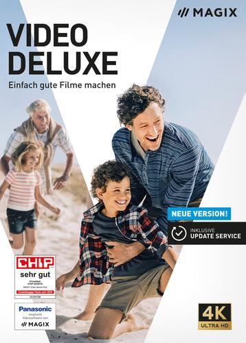 Verpackung von Video Deluxe 2020 [PC-Software]