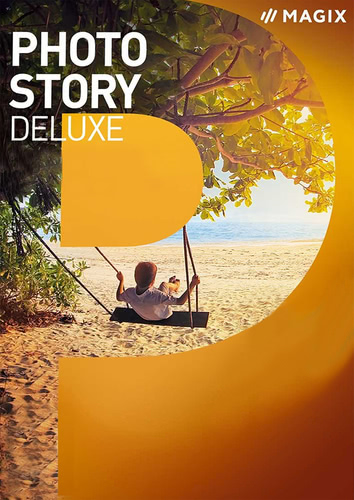 Verpackung von Magix Photostory Deluxe 2017 [PC-Software]