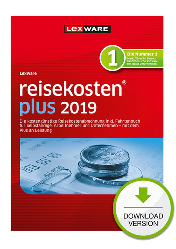 reisekosten plus 2019 (Download), PC