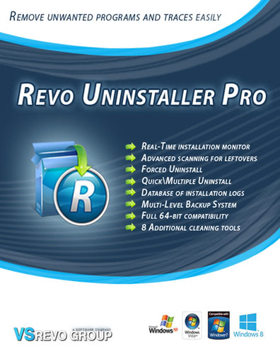 Packaging by Revo Uninstaller Pro 3 (1 PC) [PC-software]