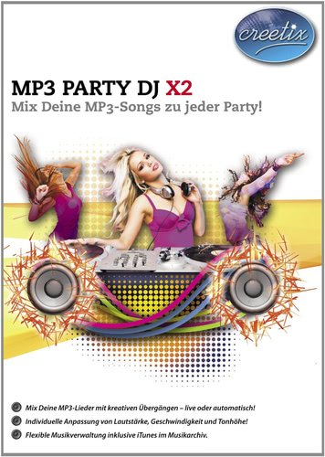 MP3 Party DJ X2 (Download), PC
