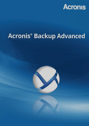 Verpackung von Kaspersky Acronis BU Advanced Universal European Edition Host 1 year Add-on License Pack [PC-Software]