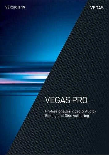 Verpackung von Vegas Pro 15 [PC-Software]