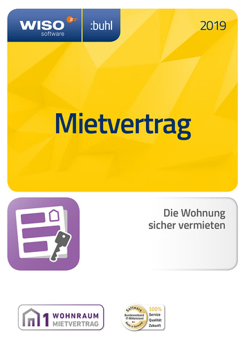 WISO Mietvertrag 2019 (Download), PC