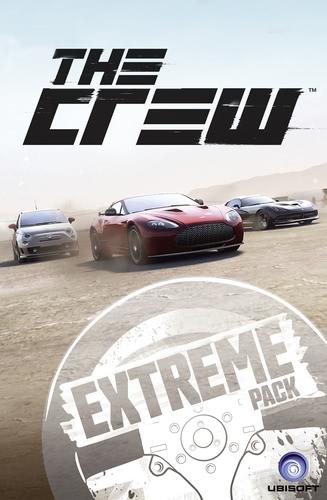 Verpackung von The Crew DLC 1 - Extrem Car Pack [PC]