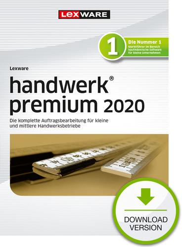 Lexware handwerk 2020 premium – Jahresversion (365-Tage) (Download), PC