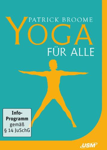 Verpackung von Patrick Broome: Yoga für alle [PC-Software]