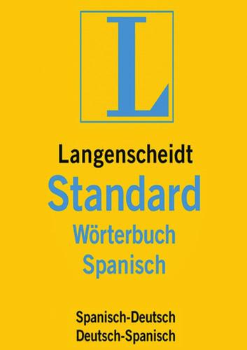 Verpackung von Langenscheidt Standard-Wörterbuch Spanisch [Mac-Software]