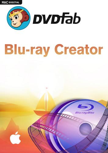 Verpackung von DVDFab Blu-ray Creator [Mac-Software]