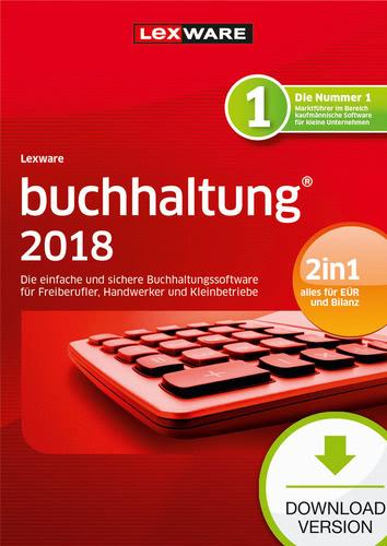 Lexware buchhaltung 2018