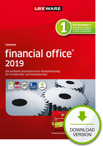 financial office 2019 (Download), PC