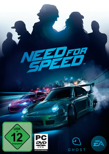 Verpackung von Need for Speed [PC]