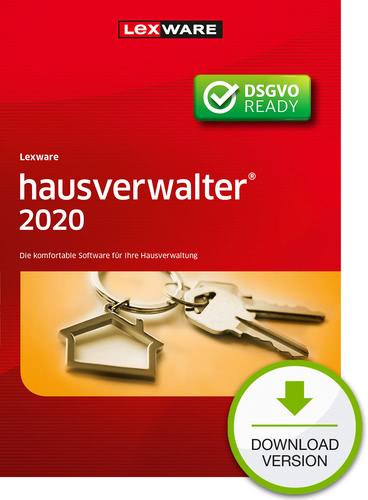 Verpackung von Lexware Hausverwalter 2020 [PC-Software]