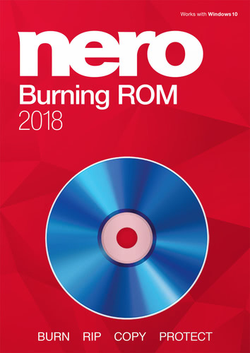 Packaging by Nero Burning ROM 2018 [PC-software]