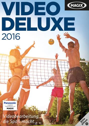 Verpackung von Magix Video deluxe 2016 [PC-Software]