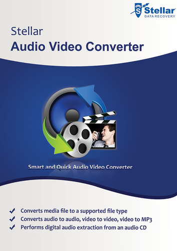Stellar Audio Video Converter, ESD (Download) (PC)