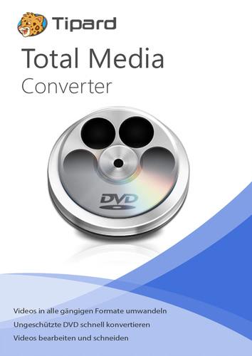 Total Media Converter- lebenslange Lizenz (Download), PC