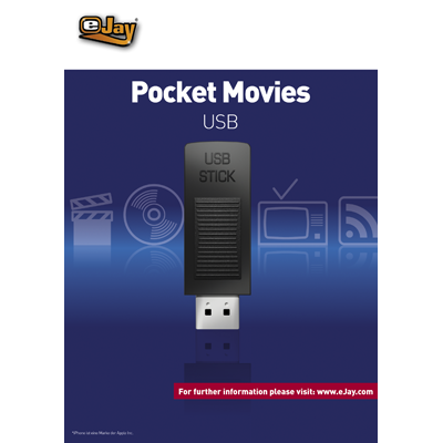 eJay Pocket Movies für USB, ESD (Download) (PC)