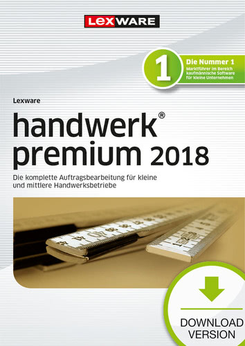 Lexware handwerk premium 2018 Download – Abo Version