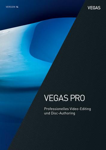 Verpackung von VEGAS Pro 14 [PC-Software]