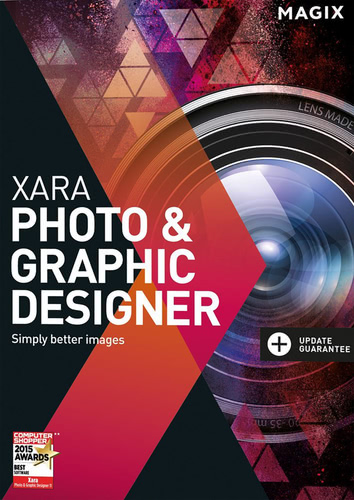 Packaging by Magix Xara Photo and Graphic Designer 12 (PC) [PC-software]