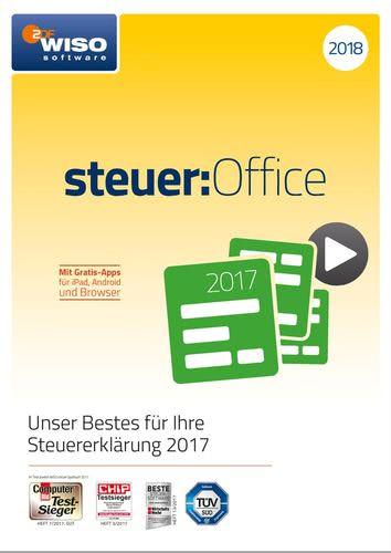 Verpackung von WISO steuer:Office 2018 [PC-Software]