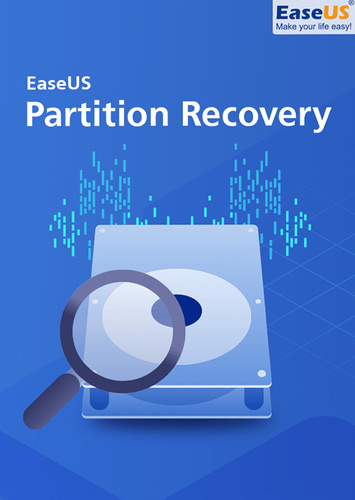 Verpackung von EaseUS Partition Recovery 9.0 (Lifetime) [PC-Software]