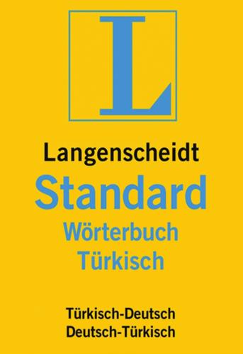 Verpackung von Langenscheidt Standard-Wörterbuch Türkisch [Mac-Software]