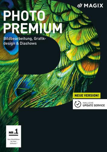 Verpackung von Magix Photo Premium (2018) [PC-Software]