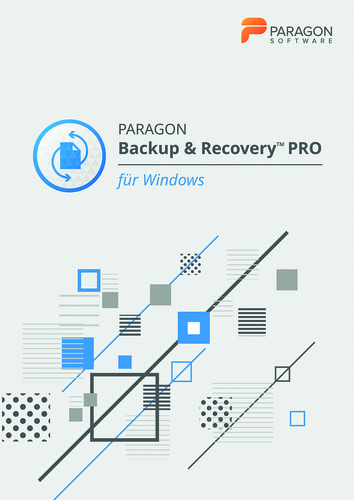 Paragon Backup & Recovery PRO (Download), PC
