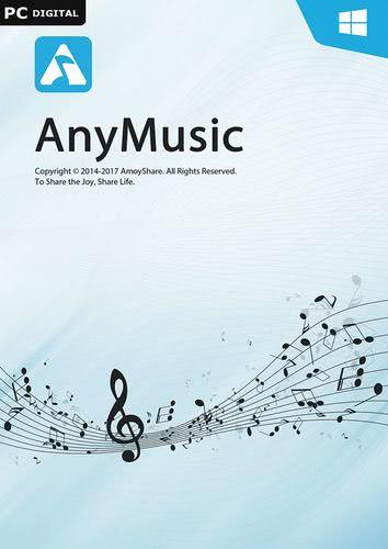 AnyMusic für Windows - 1 Jahr Laufzeit, ESD (Do...