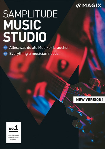 Samplitude Music Studio (2019) (Download), PC