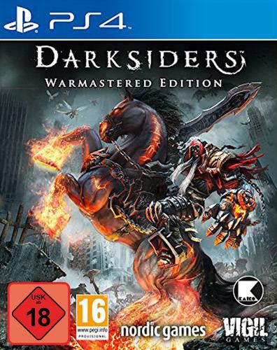 Verpackung von Darksiders Warmastered Edition [PS4]