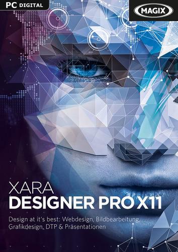 Xara Designer Pro 11, ESD (Download) (PC)