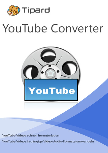 Tipard Youtube Converter - lebenslange Lizenz, ESD (Download) (PC)